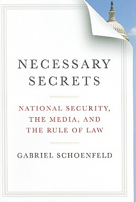 Necessary Secrets Cover