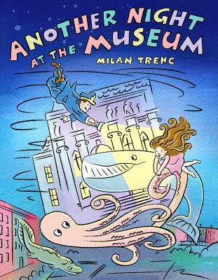 Another Night at the Museum Cover