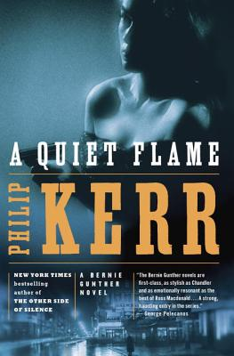 A Quiet Flame Cover