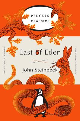 East of Eden: (Penguin Orange Collection) Cover Image