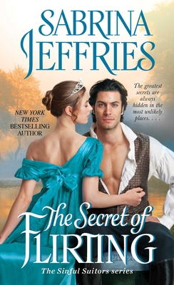 The Secret of Flirting (The Sinful Suitors #5) Cover Image