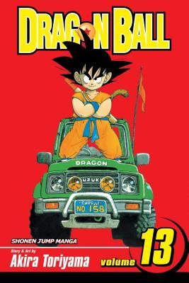 Dragon Ball, Vol. 13 cover image