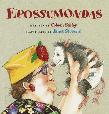Epossumondas Cover