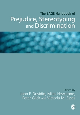 The Sage Handbook of Prejudice, Stereotyping and Discrimination Cover Image
