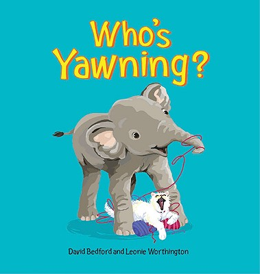 Who's Yawning? Cover