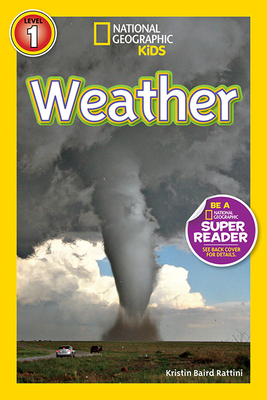 National Geographic Readers: Weather Cover Image