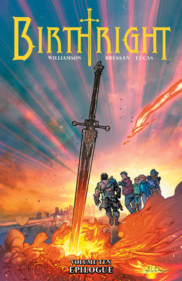 Cover for Birthright, Volume 10