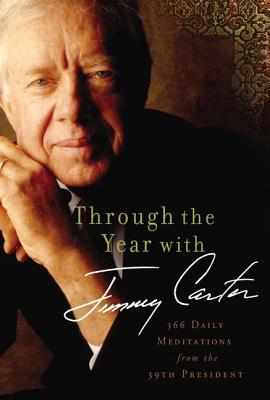 Through the Year with Jimmy Carter Cover