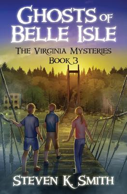 Ghosts of Belle Isle (Virginia Mysteries #3) Cover Image