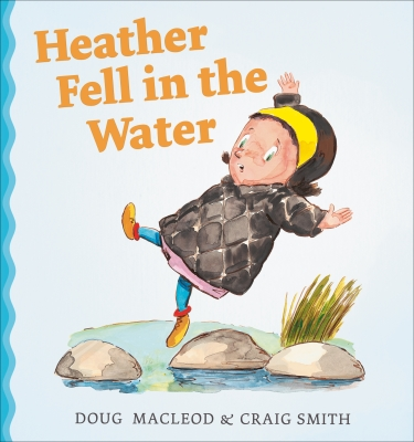 Heather Fell in the Water Cover