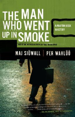 The Man Who Went Up in Smoke: A Martin Beck Police Mystery (2) Cover Image