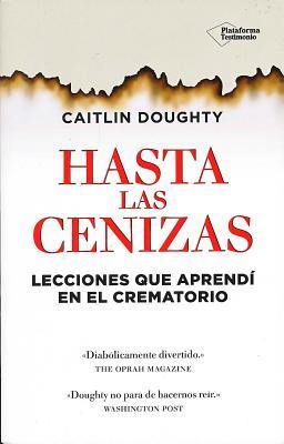 Hasta Las Cenizas Cover Image
