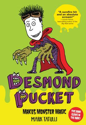 Desmond Pucket Makes Monster Magic Cover Image