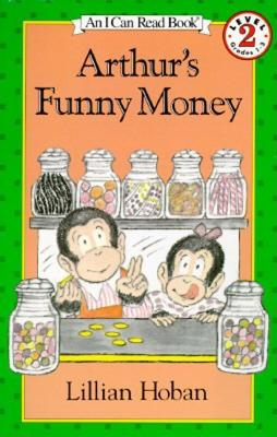 Arthur's Funny Money (I Can Read Level 2) Cover Image