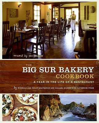 The Big Sur Bakery Cookbook Cover