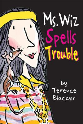 Ms. Wiz Spells Trouble Cover