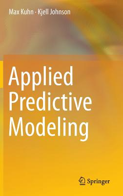 Applied Predictive Modeling Cover Image