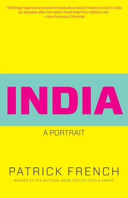 India: A Portrait Cover Image