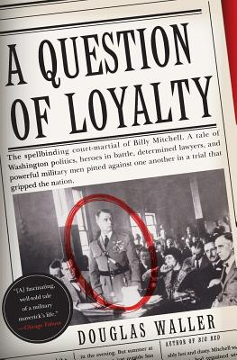 A Question of Loyalty Cover