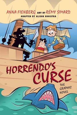 Horrendo's Curse Cover