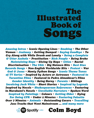 The Illustrated Book of Songs Cover Image