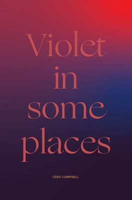 Cover for Violet in Some Places