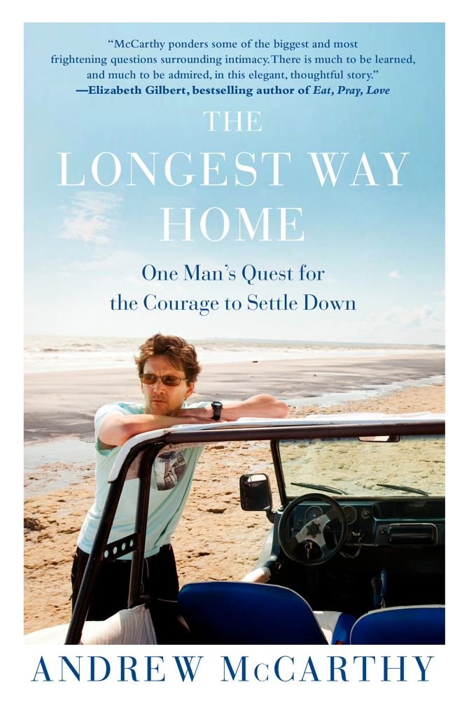 Cover for The Longest Way Home