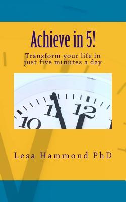Achieve in 5! Cover