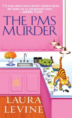 The PMS Murder (A Jaine Austen Mystery #5) Cover Image