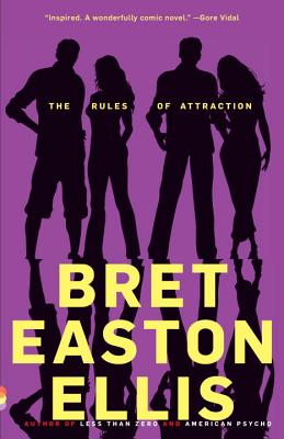 The Rules of Attraction Cover