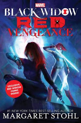 Black Widow Red Vengeance (A Black Widow Novel) Cover Image