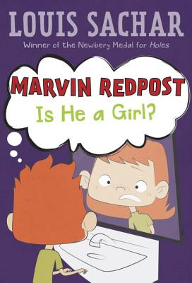 Marvin Redpost #3: Is He a Girl? Cover Image