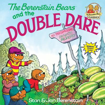 The Berenstain Bears and the Double Dare Cover