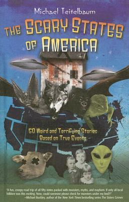 The Scary States of America Cover Image