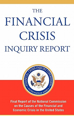 The Financial Crisis Inquiry Report, Authorized Edition Cover
