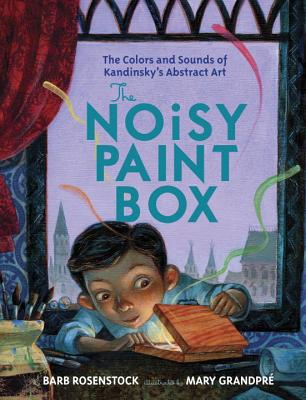 The Noisy Paint Box Cover