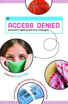 Access Denied (and other eighth grade error messages) Cover
