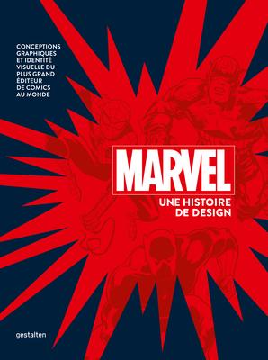 Marvel by Design (Fr) Cover Image