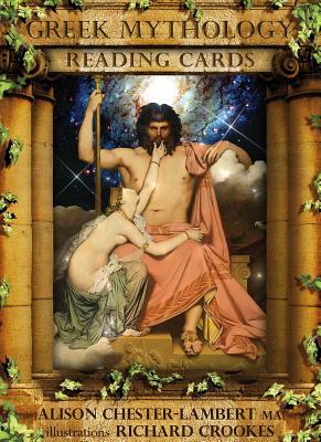 Greek Mythology Reading Cards Cover Image