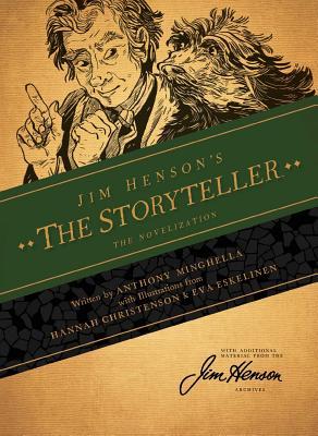 Cover for Jim Henson's The Storyteller