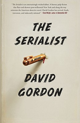 The Serialist Cover