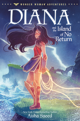 Diana and the Island of No Return (Wonder Woman Adventures #1) Cover Image
