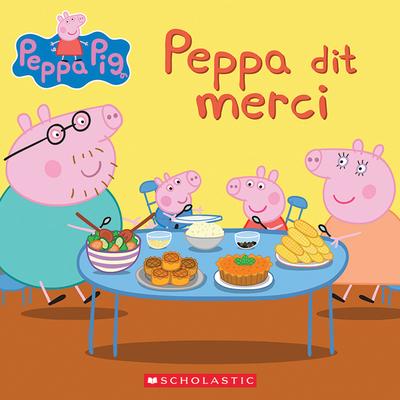 Peppa Dit Merci (Peppa Pig) Cover Image