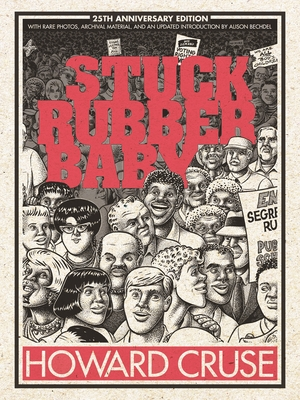 Stuck Rubber Baby 25th Anniversary Edition Cover Image