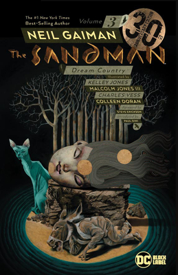 The Sandman Vol. 3: Dream Country 30th Anniversary Edition Cover Image