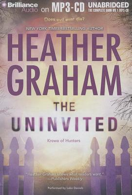 The Uninvited Cover Image