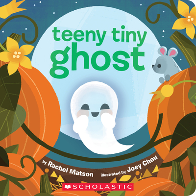Teeny Tiny Ghost Cover Image