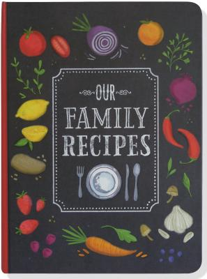 Our Family Recipes Cover Image