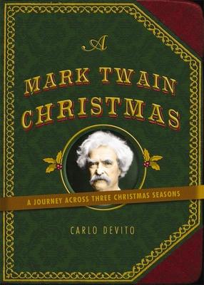 A Mark Twain Christmas Cover Image