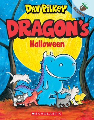 Dragon's Halloween: An Acorn Book (Dragon #4) Cover Image